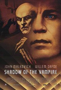 Filmaffisch Shadow of the Vampire